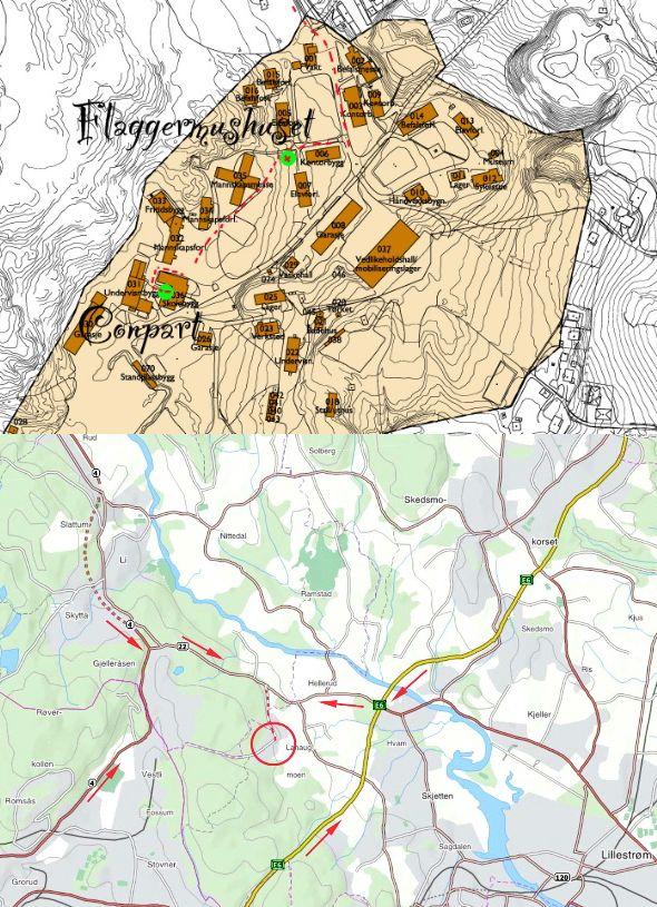 vatneleiren kart Norsk Zoologisk Forening: Aktiviteter vatneleiren kart